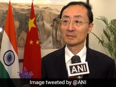 "Galwan Clashes ""Unfortunate"", Working To Handle Talks Properly: Chinese Envoy"