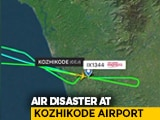 Video : Flight Tracker Site Indicates Plane Tried To Land Twice At Kerala Airport