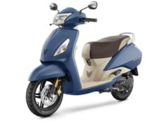 TVS Introduces Festive Season Offers For Its Scooter Line-Up