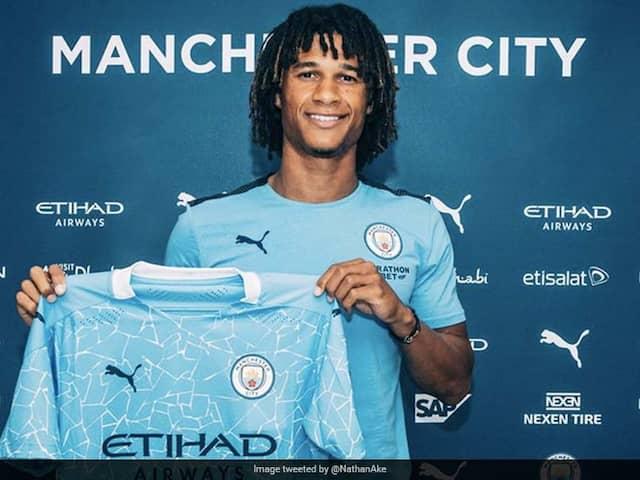 Manchester City Land Bournemouths Nathan Ake For 40 Million Pound