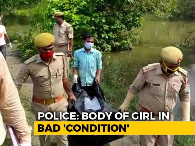 Video : Missing Teen Found Dead In UP, Locals Say Body Has Acid Burns