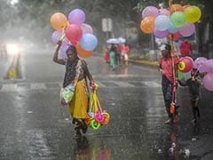 Heaviest Spell Of This Monsoon Season Leaves Delhi Waterlogged