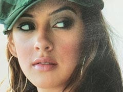 "Hazel Keech's Throwback To Her ""First Modelling Shoot In India"""