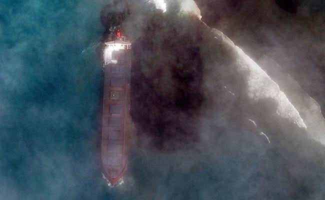 Mauritius Declares Emergency As Oil Spill Crisis Worsens