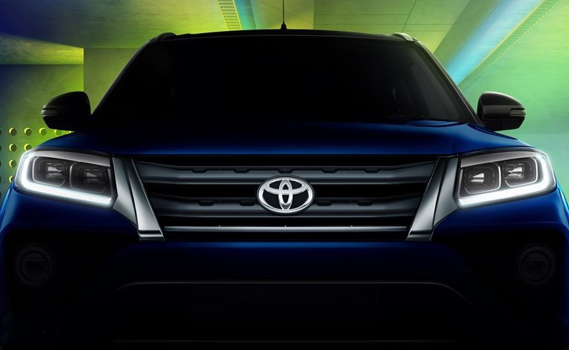 The upcoming Toyota Urban Cruiser is essentially a re-badged version on the Maruti Vitara Brezza