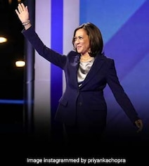 Kamala Harris' Mention Of Indian, Jamaican Parents In 1st Election Speech