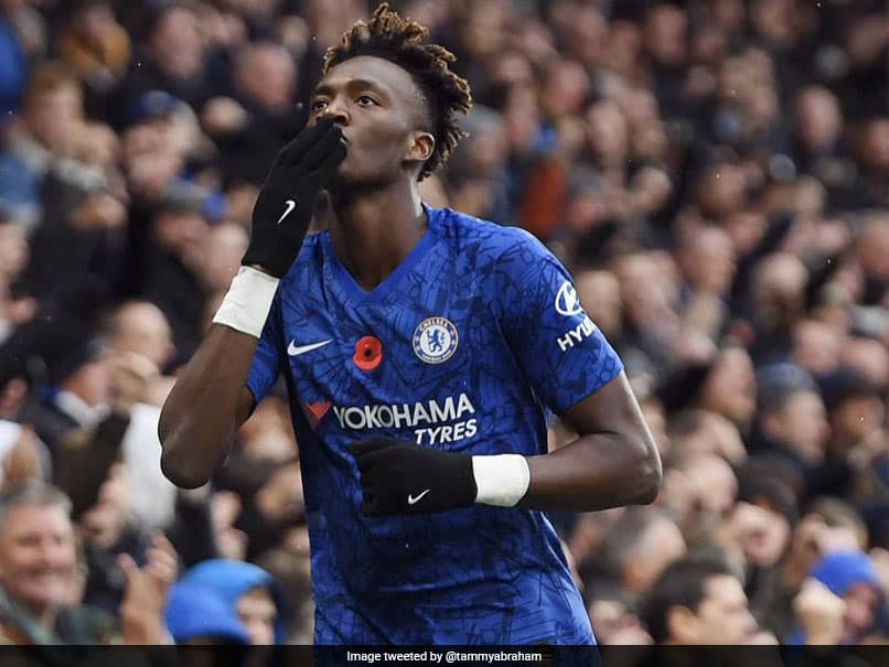 Tammy Abraham Targets Golden Boots And Champions League Titles At Chelsea