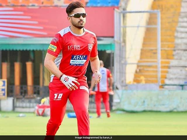 Karun Nair Recovers From Coronavirus, Set To Travel To UAE For IPL 2020: Report