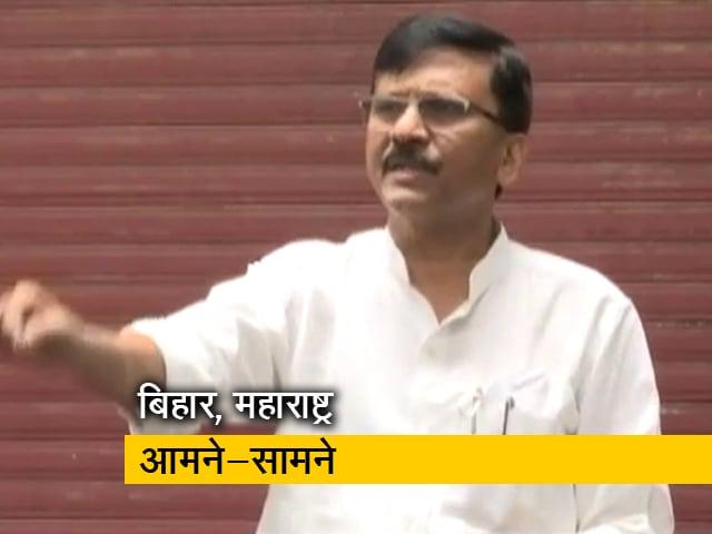 Videos : सुशांत सिंह राजपूत केस में हो रही राजनीति : संजय राउत