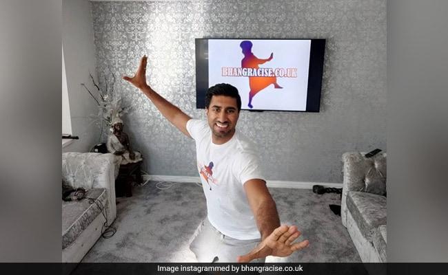 UK PM Honours Indian-Origin Dancer For Online Bhangra Classes Amid Lockdown