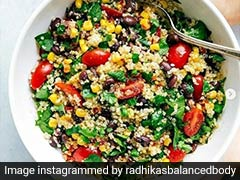 High-Protein Diet: This One-Pot Quinoa Meal Strikes The Right Balance Between Taste And Health; Expert Recipe Inside