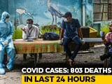 Video : 18.55 Lakh COVID-19 Cases In India So Far, 38,938 Deaths; 66% Recovery Rate