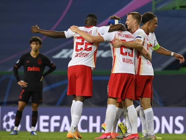 Champions Legaue Rb Leipzig Beat Atletico Madrid To Book Historic Meeting With Psg Football News