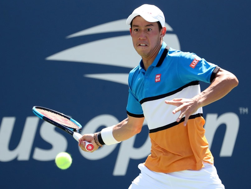 Kei Nishikori tests positive for Covid-19, pulls out of Cincinnati