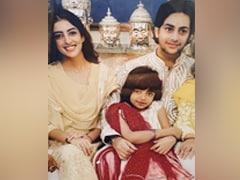 Raksha Bandhan 2020: Amitabh Bachchan, Home From Hospital, Posts Pics Of Aaradhya-Agastya, Shweta-Abhishek