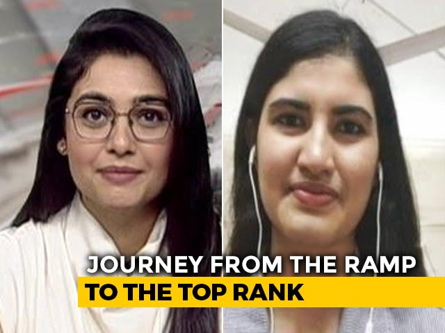 Video : From Ramp To Top Rank: Story of Aishwarya Sheoran