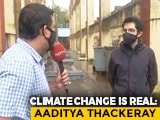 Video : No City Can Cope With Such Rain: Aaditya Thackeray TO NDTV