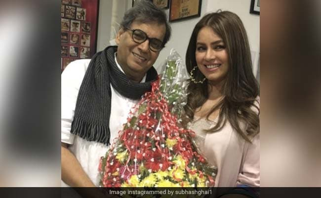 Subhash Ghai Says He's 'Amused' By Mahima Chaudhry's Claim He Bullied Her