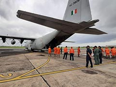 Four NDRF Teams Airlifted To Nagpur In View Of Evolving Flood Situation