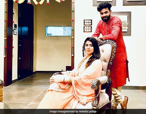 Ravindra Jadeja's Wife Argued When Stopped For Not Wearing Mask: Police