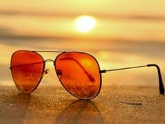 Make Way For These Stylish Aviator Sunglasses