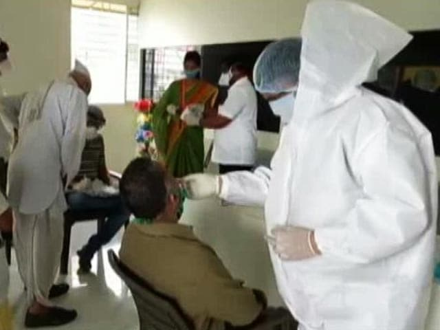 Video : Maharashtra Reports Over 4,000 New Covid Cases, 40 Deaths In 24 Hours