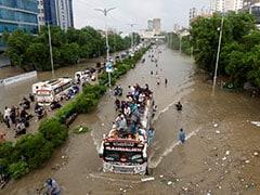 Floods Kill 23 In Pakistan's Karachi, Heavy Rain Expected To Continue