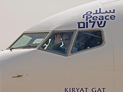 First Commercial Flight Between UAE-Israel Takes Off Following Peace Deal