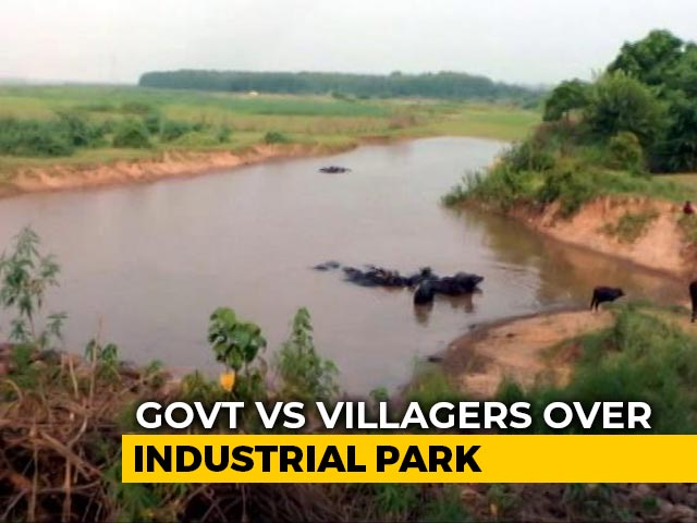 Video : Villagers, Activists Oppose Industrial Park Near Forest In Ludhiana