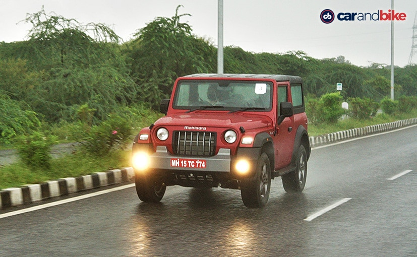 The 2020 Mahindra Thar is a versatile and lifestyle oriented SUV.
