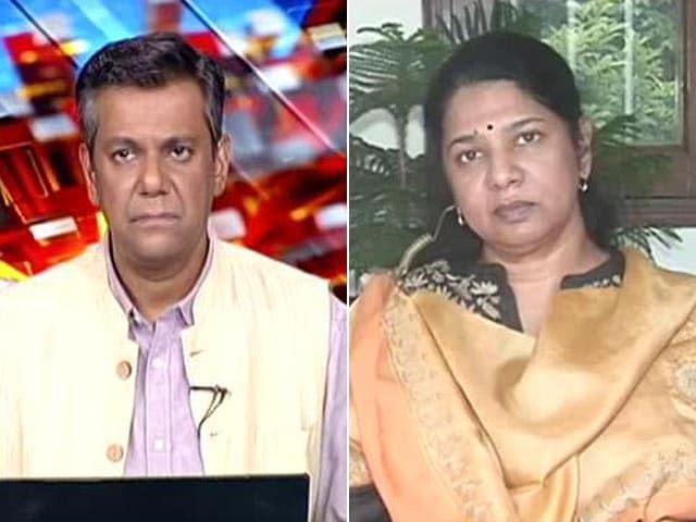 Video : Why So Much Emphasis On Hindi & Sanskrit: DMK MP Kanimozhi