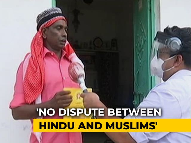 Video : Muslim Litigant Iqbal Ansari Gets First Invite To Ayodhya Event
