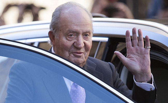 Spain's Ex-King Heads For Exile Amid Graft Probe