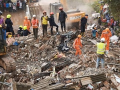 16 Dead, 19 Missing In Maharashtra Building Collapse, Search Operation Continues