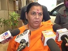 Tejashwi Yadav 'Very Good Boy, Can Lead When Older': Uma Bharti