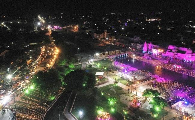 h4vcm0u ayodhya Ayodhya Ram Mandir Bhoomi Pujan Live Updates: Ayodhya Decked Up For Grand Ceremony, PM To Attend