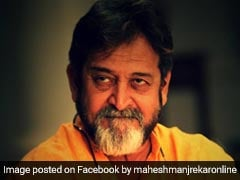 Director Mahesh Manjrekar Gets Ransom Text Allegedly From Abu Salem's Gang