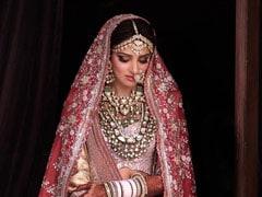 ICYDK: Miheeka Bajaj's Wedding <I>Lehenga</I> Took 10,000 Hours To Make