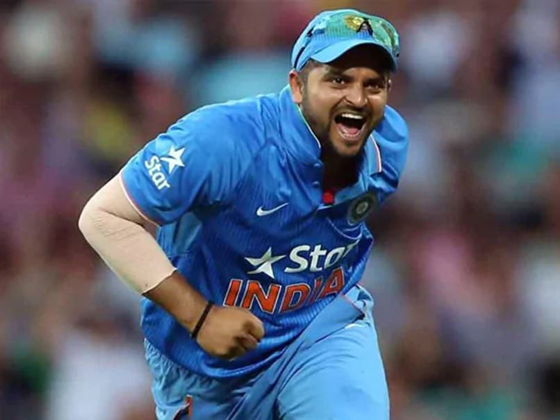 Sourav Ganguly Hails Suresh Raina As One Of Key Performers For India In White-Ball Cricket