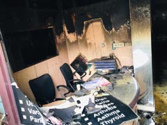 Fire Breaks Out At Clinic In Delhi, 5 Women Rescued: Officials