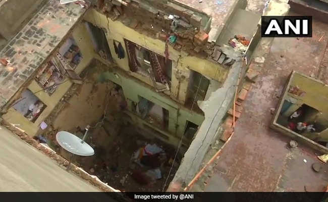3 Killed, 4 Injured As Roof Of Building Collapses After Rain In Amritsar