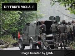 Terrorist Killed In Encounter In J&K's Pulwama