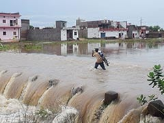 Rain 'Red' Alert In 4 Districts Of Madhya Pradesh