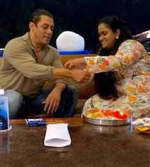 ICYMI: This Is How Much Fun Salman Khan And Family Had On Raksha Bandhan