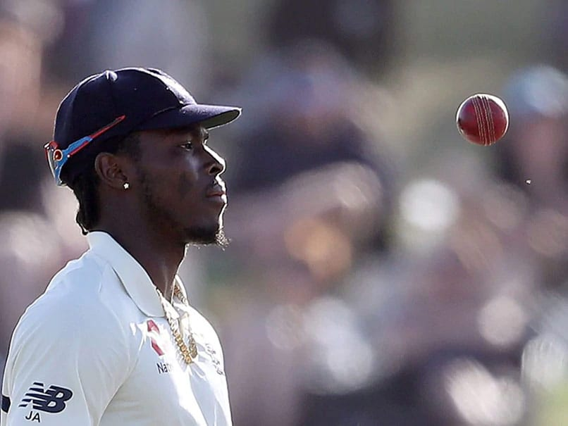 """Jofra Archer Says """"Body Management"""" Key In Hectic England Calendar"""
