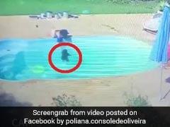 நண்பனைக் காப்பாற்றி ஹீரோவாக மாறிய 3 வயது குழந்தை: வைரல் வீடியோ