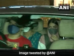Sushant Rajput Probe: Rhea Chakraborty Questioned For 8 Hours By CBI
