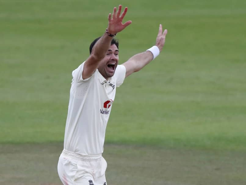 """""""Can I Reach 700? Why Not?"""": James Anderson After Becoming The First Fast Bowler To Take 600 Test Wickets"""