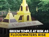 Video : Sikkim's Ancient Kirateshwar Temple Threatened By Floodwaters | NDTV Beeps
