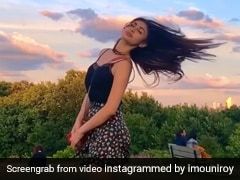 मौनी रॉय ने नेचर के बीच दिखाया स्वैग, झूमते हुए जबरदस्त अंदाज में आईं नजर- देखें Video